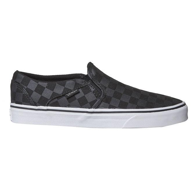 Chaussures Femme vans, Noir, 589-6288 - 15
