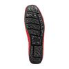 Mocassin en cuir bata, Rouge, 853-5180 - 19