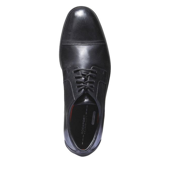 Chaussures homme rockport, Noir, 824-6487 - 19