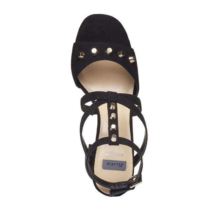 Chaussures Femme bata, Noir, 769-6534 - 19