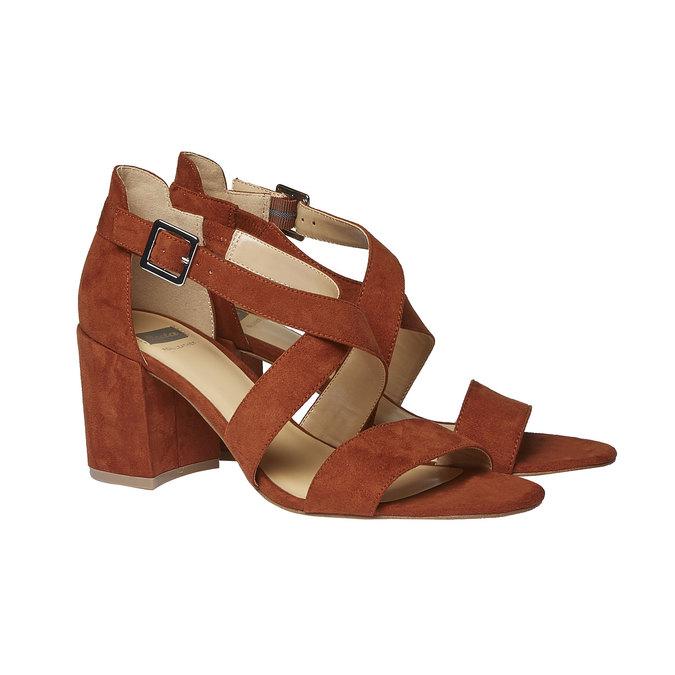Chaussures Femme bata, Brun, 769-3317 - 26