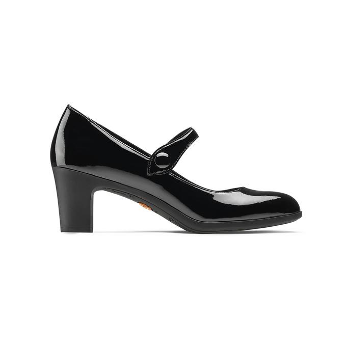 Chaussures Femme flexible, Noir, 621-6220 - 26