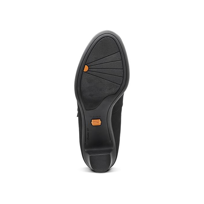 Chaussures Femme flexible, Noir, 623-6220 - 17