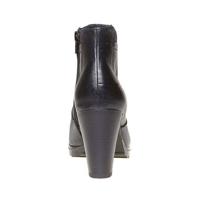 Chaussures Femme insolia, Noir, 794-6353 - 17