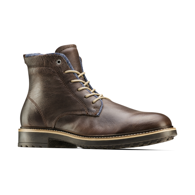 Chaussures Homme bata, Brun, 894-4522 - 13