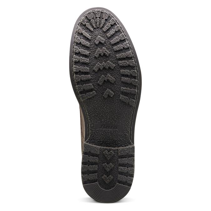 Chaussures Homme bata, Brun, 894-4522 - 17