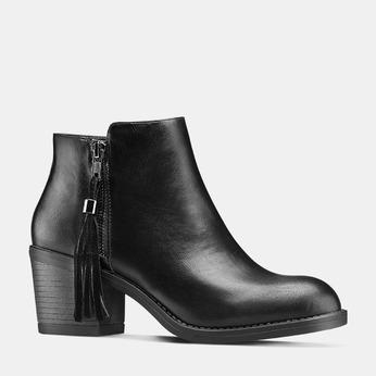 BATA Chaussures Femme bata, Noir, 691-6220 - 13
