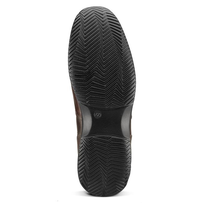 Chaussures Homme bata, Brun, 844-4325 - 17