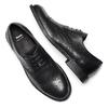 BATA Chaussures Homme bata, Noir, 824-6429 - 19