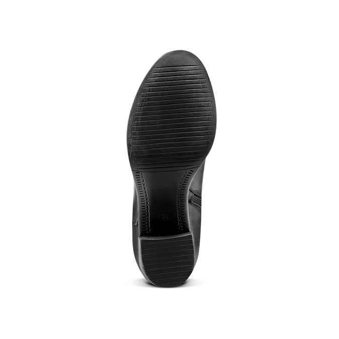Women's shoes bata, Noir, 694-6361 - 17