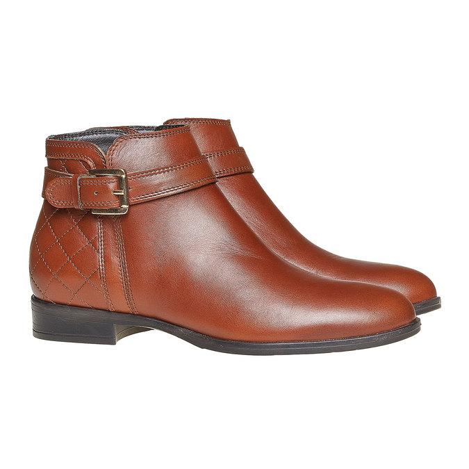 Chaussures Femme bata, Brun, 594-3167 - 26