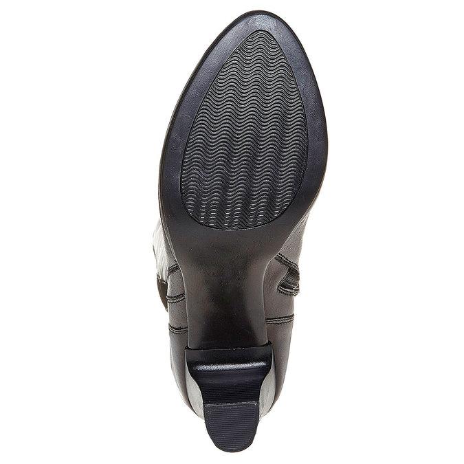 Chaussures Femme bata, Noir, 794-6531 - 26