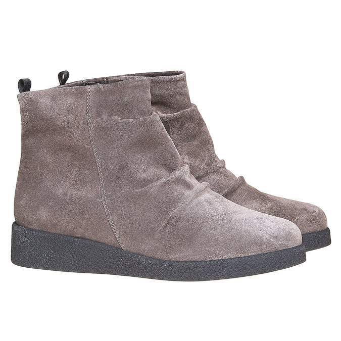 Chaussures Femme flexible, Gris, 593-2577 - 26
