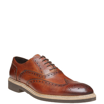 Chaussures Homme bata-the-shoemaker, Brun, 824-3184 - 13