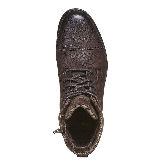 Chaussures d'hiver pour homme bata, Brun, 894-4284 - 19