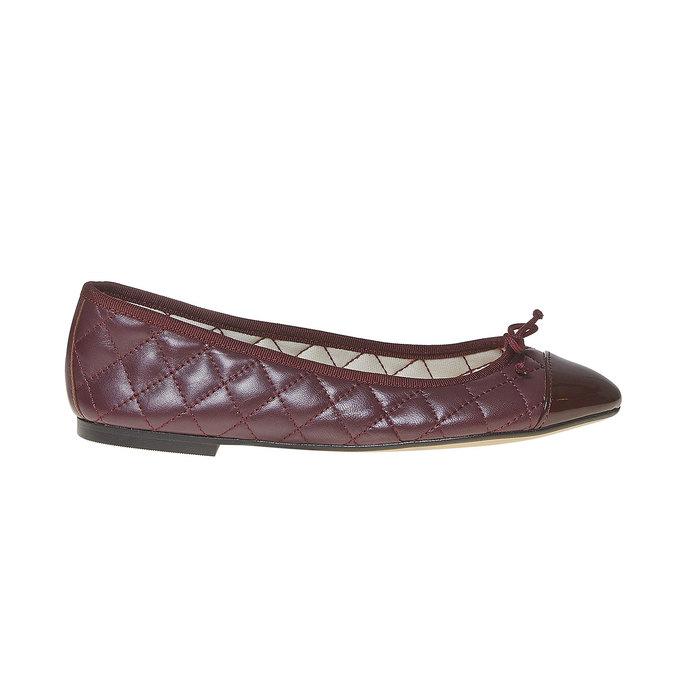 BATA Chaussures Femme bata, Rouge, 524-5431 - 15