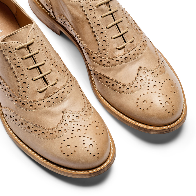 BATA Chaussures Femme bata, Beige, 524-8482 - 26