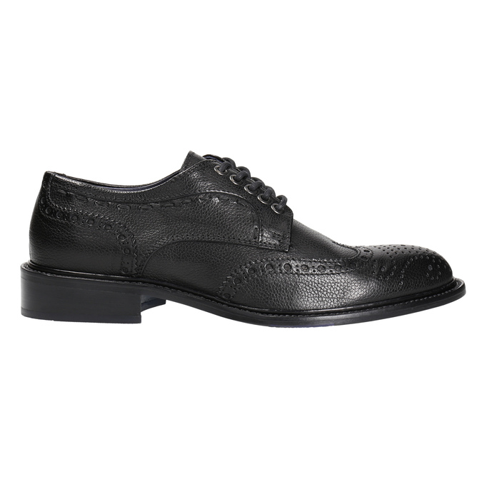 Chaussure homme en cuir bata-the-shoemaker, Noir, 824-6292 - 15