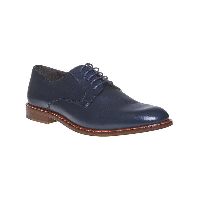 Chaussure homme en cuir bata, Violet, 824-9289 - 13