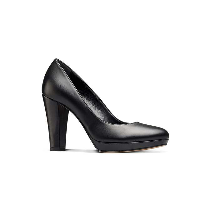 BATA Chaussures Femme bata, Noir, 724-6725 - 13