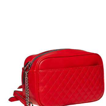 Sac Crossbody rouge bata, Rouge, 961-5158 - 13