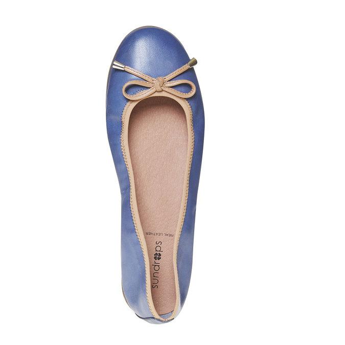 Chaussures Femme bata, Violet, 524-9485 - 19