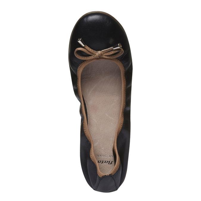 Chaussures Femme bata, Noir, 524-6485 - 19