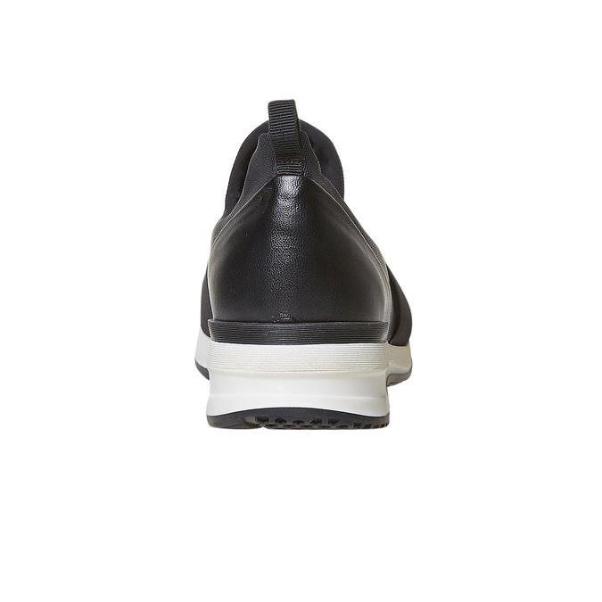Basket à enfiler femme flexible, Noir, 519-6334 - 17