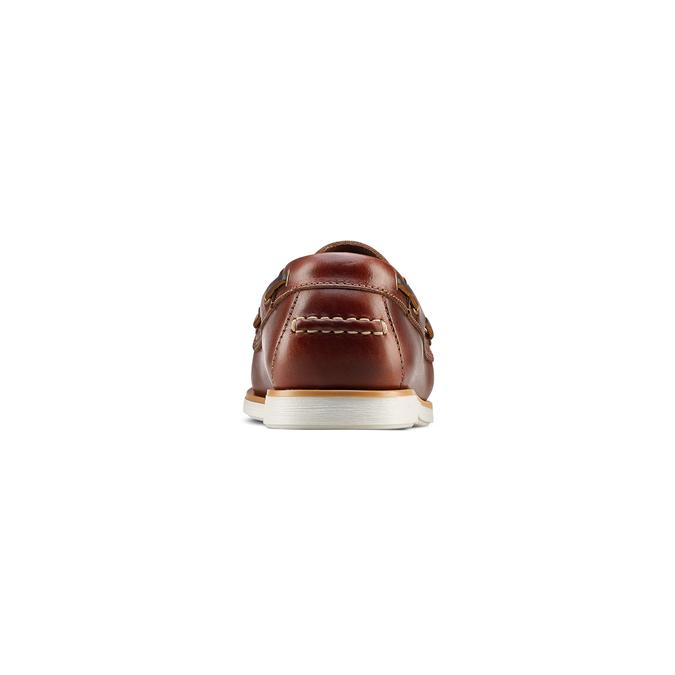 BATA Chaussures Homme bata, Brun, 854-5174 - 15