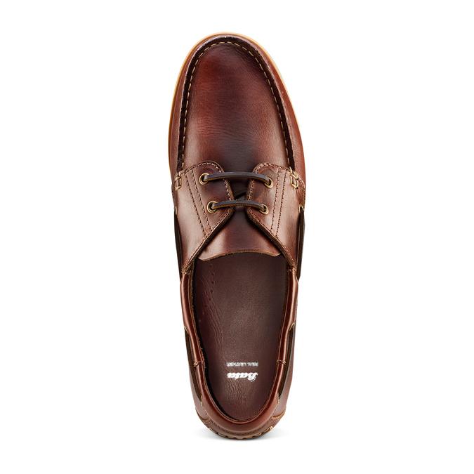 BATA Chaussures Homme bata, Brun, 854-5174 - 17