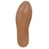 Basket en cuir avec semelle en jute bata, 853-2317 - 26