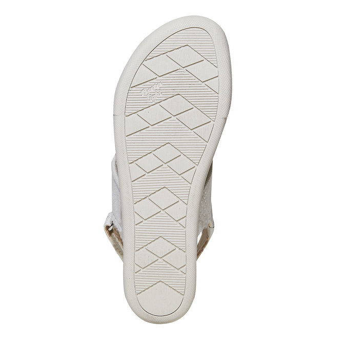 Sandale femme à semelle épaisse bata, 569-8303 - 26
