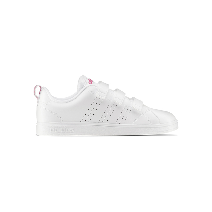 Childrens shoes adidas, Blanc, 301-1268 - 26