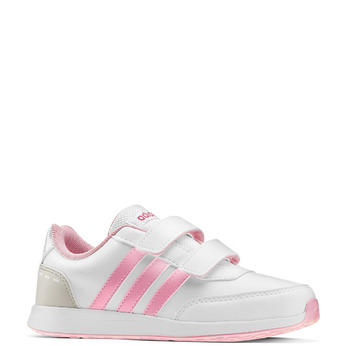 Childrens shoes adidas, Blanc, 309-1189 - 13