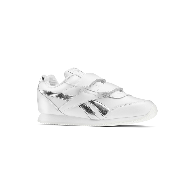 Childrens shoes reebok, Blanc, 301-1186 - 13