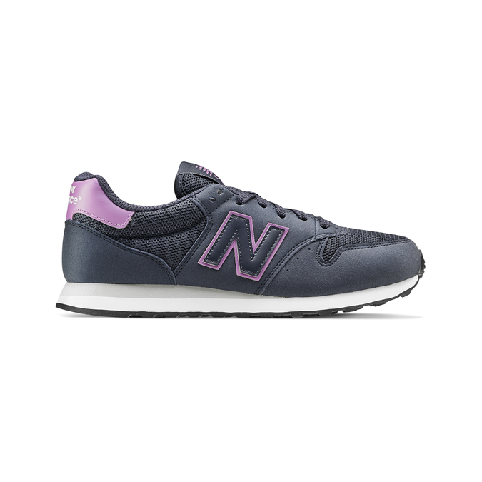 Childrens shoes new-balance, Violet, 509-9600 - 26