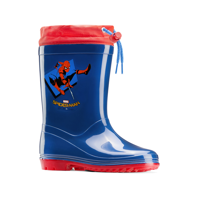 Bottes de pluie Spiderman spiderman, Violet, 392-9190 - 13