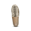 Slip-on dorée femme north-star, Jaune, 541-8324 - 15