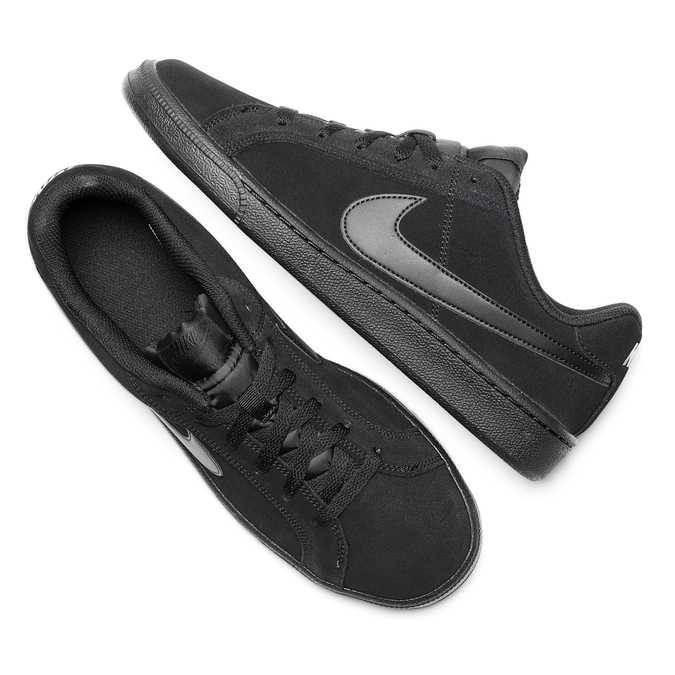 Childrens shoes nike, Noir, 803-6302 - 19