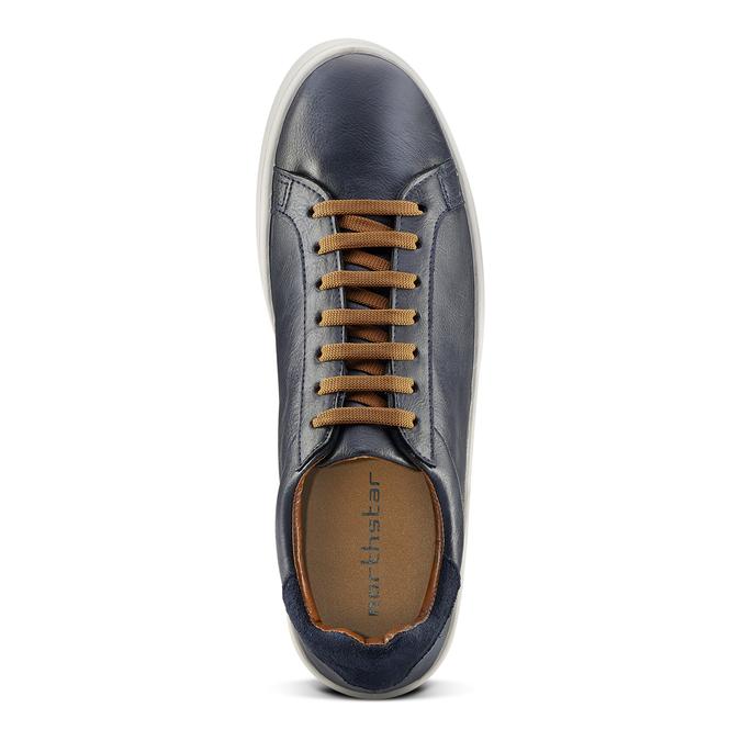 Men's shoes north-star, Violet, 841-9730 - 15