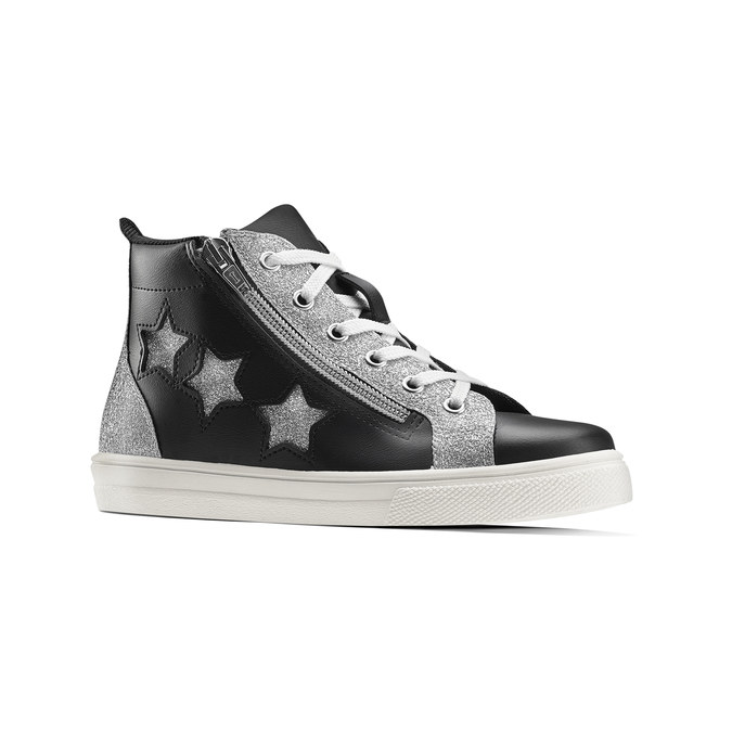 Childrens shoes north-star, Noir, 324-6278 - 13