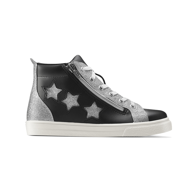 Childrens shoes north-star, Noir, 324-6278 - 26