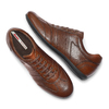 Men's shoes bata, Brun, 844-4381 - 26
