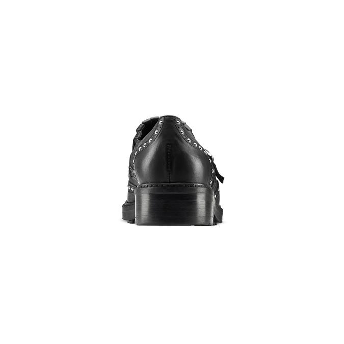 BATA Chaussures Femme bata, Noir, 514-6394 - 16