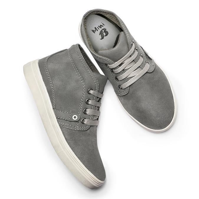 MINI B Chaussures Enfant mini-b, Gris, 311-2279 - 19