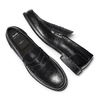 Men's shoes bata, Noir, 814-6175 - 26