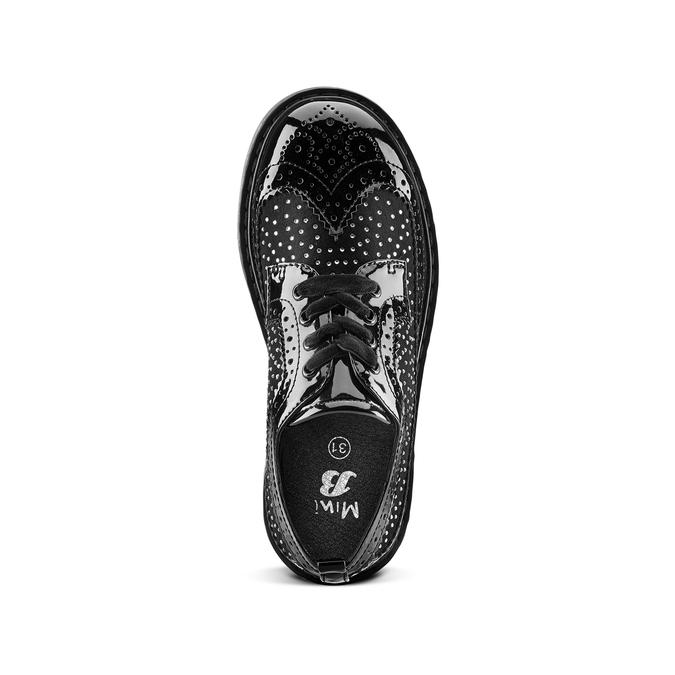 Childrens shoes mini-b, Noir, 321-6290 - 15