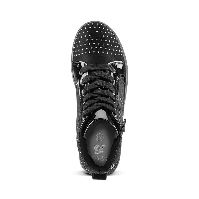 Childrens shoes mini-b, Noir, 329-6302 - 15