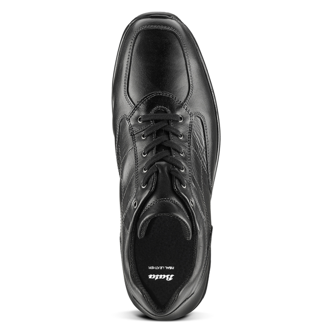 Men's shoes bata, Noir, 844-6325 - 15