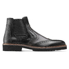 Men's shoes bata-the-shoemaker, Noir, 894-6735 - 26
